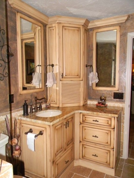 91 Bathroom Vanity Cabinet Designs - How to Define Your Vanity Style and Create A Beautiful Bathroom 5748