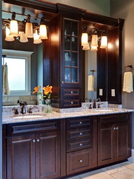 91 Bathroom Vanity Cabinet Designs - How to Define Your Vanity Style and Create A Beautiful Bathroom 5775