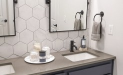 91 Modern Double Bathroom Vanity Is Your Modern Double Bathroom Vanity Large Enough To Accommodate Two People Simultaneously 12