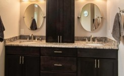 91 Modern Double Bathroom Vanity Is Your Modern Double Bathroom Vanity Large Enough To Accommodate Two People Simultaneously 13