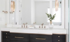 91 Modern Double Bathroom Vanity Is Your Modern Double Bathroom Vanity Large Enough To Accommodate Two People Simultaneously 18