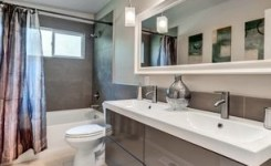 91 Modern Double Bathroom Vanity Is Your Modern Double Bathroom Vanity Large Enough To Accommodate Two People Simultaneously 42