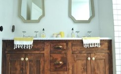91 Modern Double Bathroom Vanity Is Your Modern Double Bathroom Vanity Large Enough To Accommodate Two People Simultaneously 48