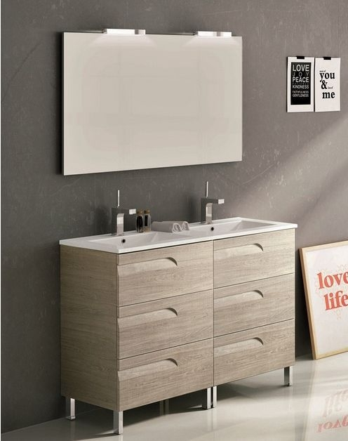 91 Modern Double Bathroom Vanity - is Your Modern Double Bathroom Vanity Large Enough to Accommodate Two People Simultaneously? 5921