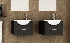 91 Modern Double Bathroom Vanity Is Your Modern Double Bathroom Vanity Large Enough To Accommodate Two People Simultaneously 53