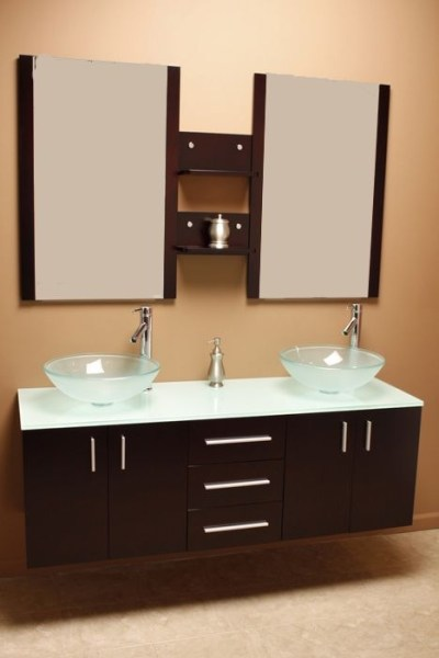 91 Modern Double Bathroom Vanity - is Your Modern Double Bathroom Vanity Large Enough to Accommodate Two People Simultaneously? 5926