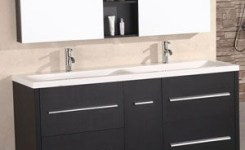 91 Modern Double Bathroom Vanity Is Your Modern Double Bathroom Vanity Large Enough To Accommodate Two People Simultaneously 57