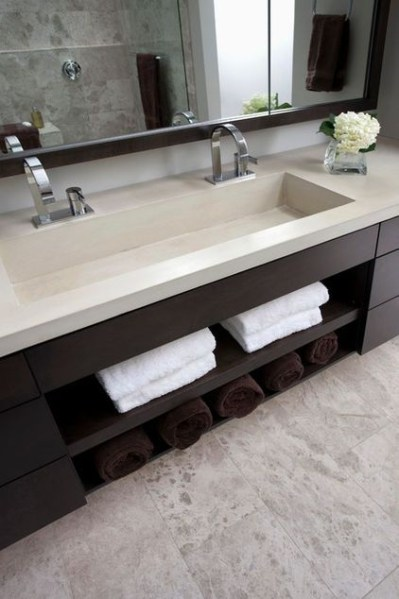 91 Modern Double Bathroom Vanity - is Your Modern Double Bathroom Vanity Large Enough to Accommodate Two People Simultaneously? 5937