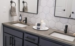 91 Modern Double Bathroom Vanity Is Your Modern Double Bathroom Vanity Large Enough To Accommodate Two People Simultaneously 8