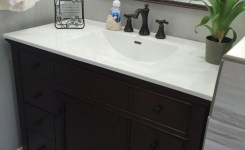 91 Modern Double Bathroom Vanity Is Your Modern Double Bathroom Vanity Large Enough To Accommodate Two People Simultaneously 81