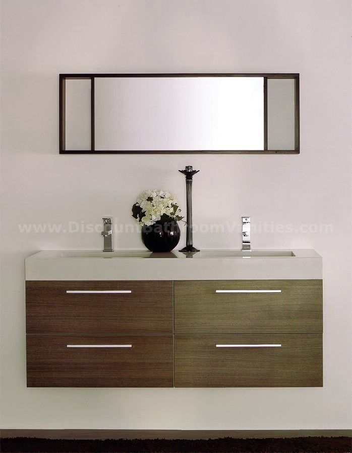 91 Modern Double Bathroom Vanity - is Your Modern Double Bathroom Vanity Large Enough to Accommodate Two People Simultaneously? 5957