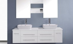 91 Modern Double Bathroom Vanity Is Your Modern Double Bathroom Vanity Large Enough To Accommodate Two People Simultaneously 89