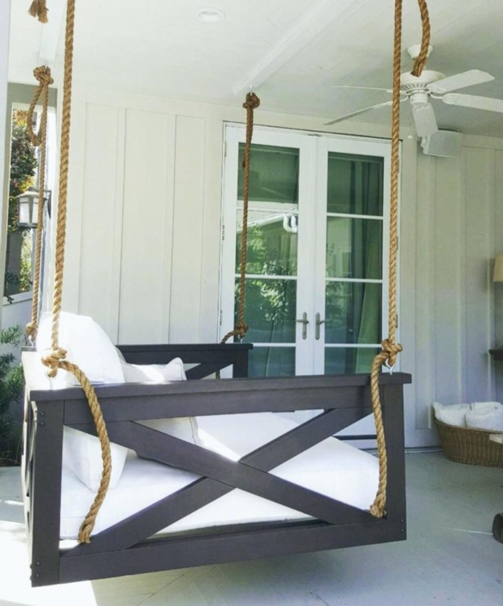 92 Awesome Porch Swing Ideas In Backyard - 7 Tips for Choosing the Perfect Porch Swing for Your Backyard Paradise 6175