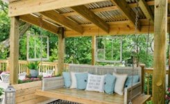 92 Awesome Porch Swing Ideas In Backyard 7 Tips For Choosing The Perfect Porch Swing For Your Backyard Paradise 20