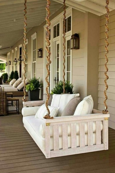 92 Awesome Porch Swing Ideas In Backyard - 7 Tips for Choosing the Perfect Porch Swing for Your Backyard Paradise 6188