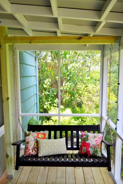 92 Awesome Porch Swing Ideas In Backyard - 7 Tips for Choosing the Perfect Porch Swing for Your Backyard Paradise 6217