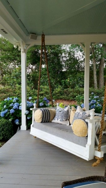 92 Awesome Porch Swing Ideas In Backyard - 7 Tips for Choosing the Perfect Porch Swing for Your Backyard Paradise 6218