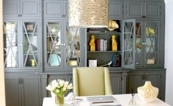 97 Home Office Design Ideas That Look Elegant Following Easy Tips For Decorating 25