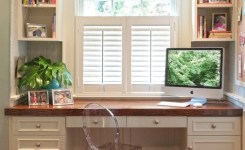 97 Home Office Design Ideas That Look Elegant Following Easy Tips For Decorating 26