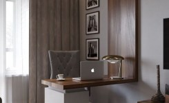 97 Home Office Design Ideas That Look Elegant Following Easy Tips For Decorating 41