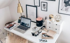 97 Home Office Design Ideas That Look Elegant Following Easy Tips For Decorating 79