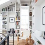 97 Home Office Design Ideas that Look Elegant Following Easy Tips for Decorating 5397