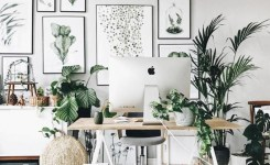 97 Home Office Design Ideas That Look Elegant Following Easy Tips For Decorating 92