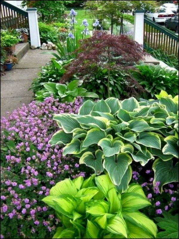 99 Small Front Yard Landscaping Ideas Low Maintenance 4369