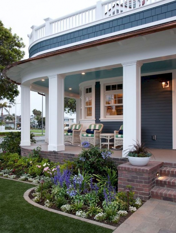 99 Small Front Yard Landscaping Ideas Low Maintenance 4395