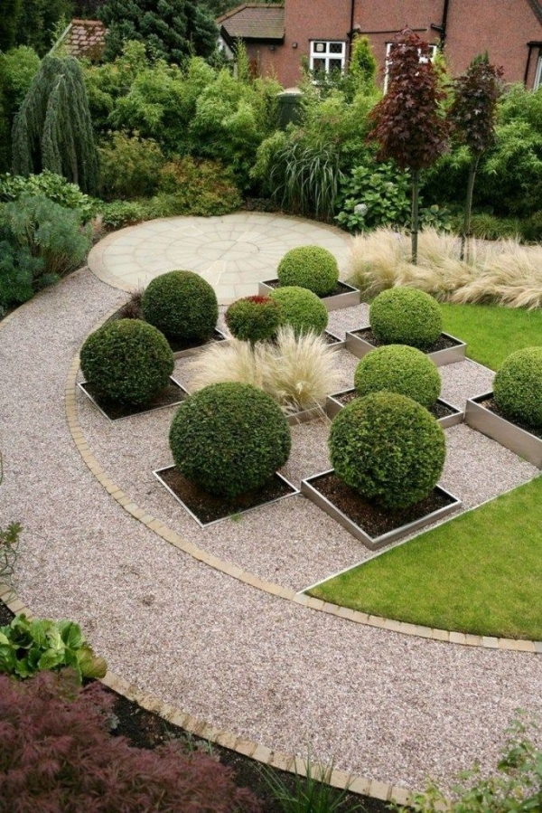99 Small Front Yard Landscaping Ideas Low Maintenance 4434