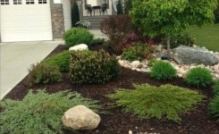 99 Small Front Yard Landscaping Ideas Low Maintenance 9