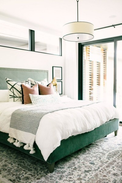 88 Perfect Master Bedroom Here Are 7 Tips For Realizing Furniture Planning And Design 14