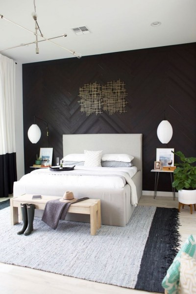 88 Perfect Master Bedroom Here Are 7 Tips For Realizing Furniture Planning And Design 48
