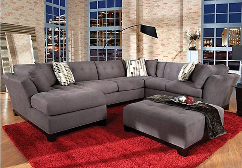 97 Most Popular Top Choices Rooms To Go Cindy Crawford Sectional 1