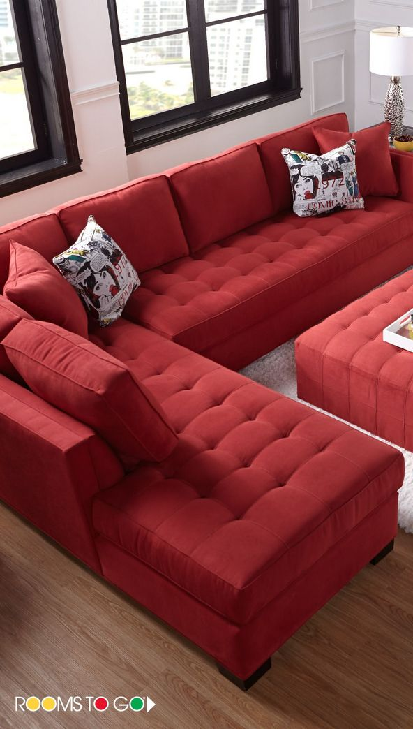 97 Most Popular Top Choices Rooms To Go Cindy Crawford Sectional 29