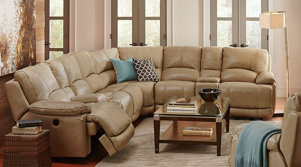 97 Most Popular Top Choices Rooms To Go Cindy Crawford Sectional 33