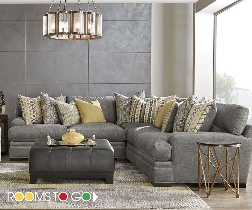 97 Most Popular Top Choices Rooms To Go Cindy Crawford Sectional 48