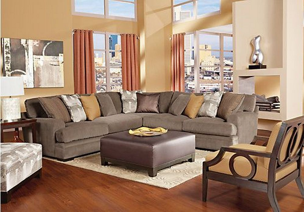 97 Most Popular Top Choices Rooms To Go Cindy Crawford Sectional 56