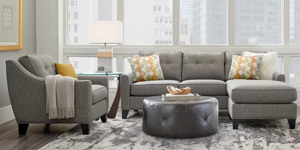 97 Most Popular Top Choices Rooms To Go Cindy Crawford Sectional 73