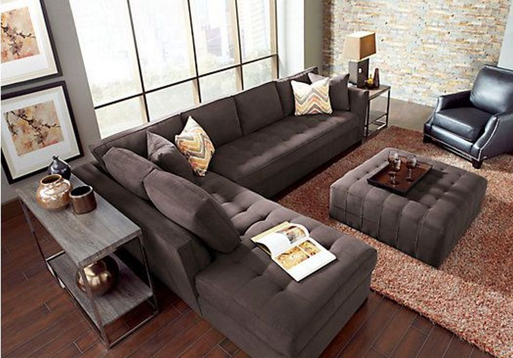 97 Most Popular Top Choices Rooms To Go Cindy Crawford Sectional 80
