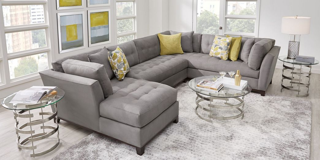 97 Most Popular Top Choices Rooms To Go Cindy Crawford Sectional 91