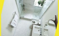 100 Awesome Design Ideas For A Small Bathroom Remodel 48