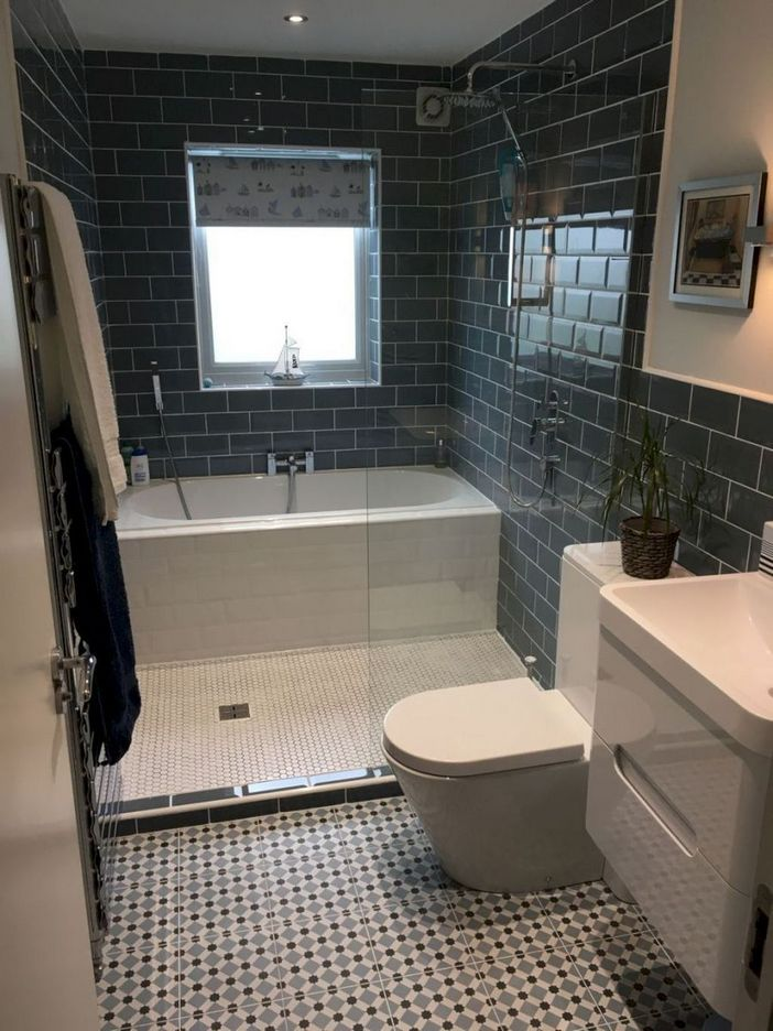 100 Awesome Design Ideas For A Small Bathroom Remodel 88