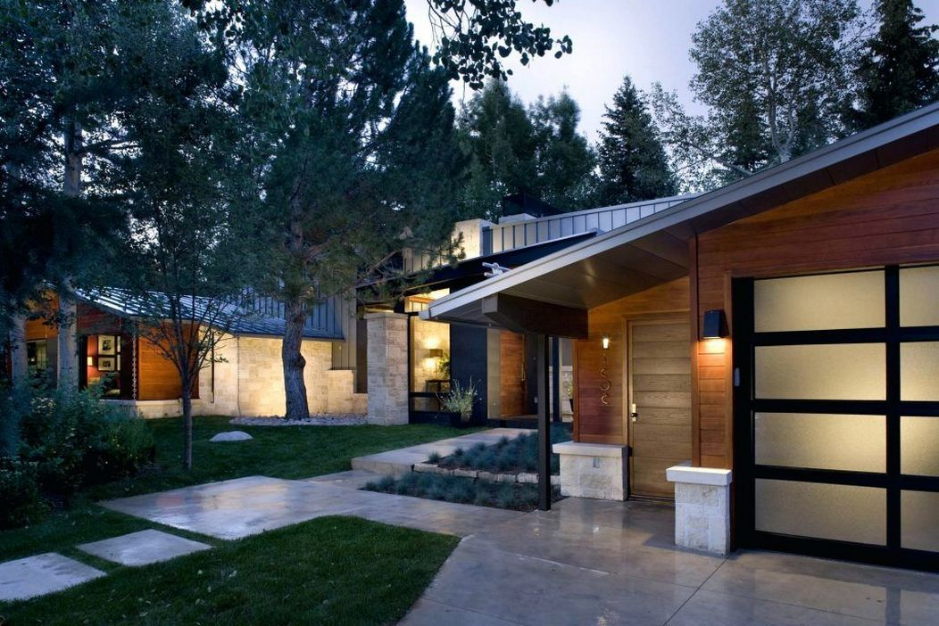 63 Amazing Ranch Home Design Ideas 42