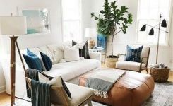 83 Interior Design Models That Look Luxurious And Are Designed To Decorate The Living Room 3
