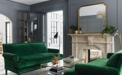 83 Interior Design Models That Look Luxurious And Are Designed To Decorate The Living Room 52