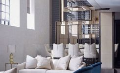83 Interior Design Models That Look Luxurious And Are Designed To Decorate The Living Room 7