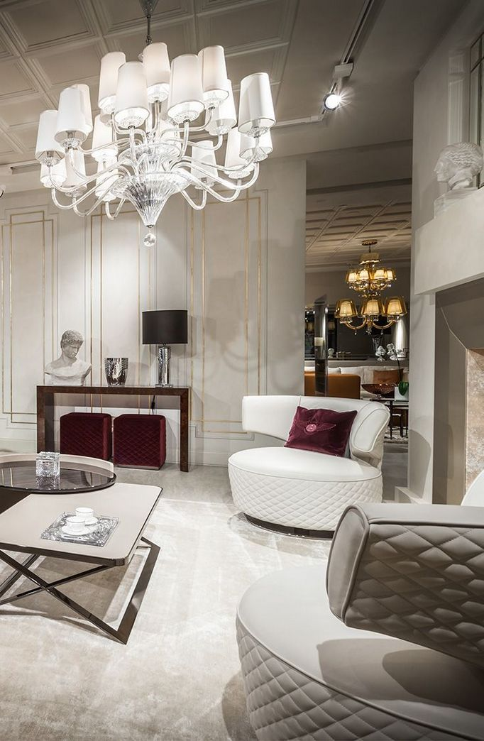 83 Interior Design Models That Look Luxurious And Are Designed To Decorate The Living Room 72