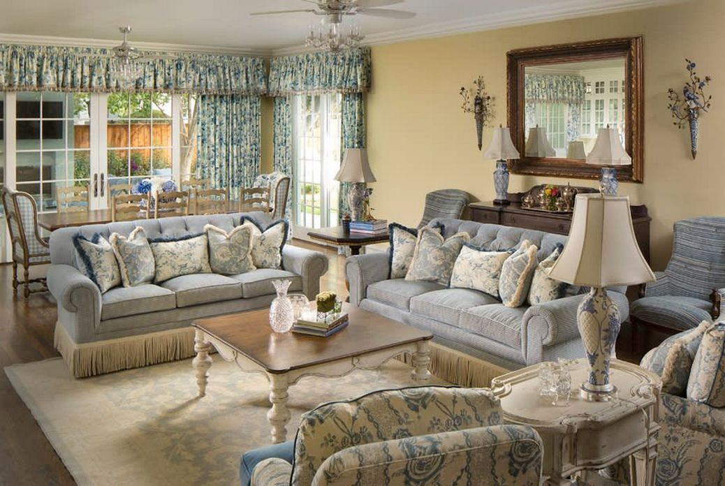 83 Interior Design Models That Look Luxurious And Are Designed To Decorate The Living Room 77