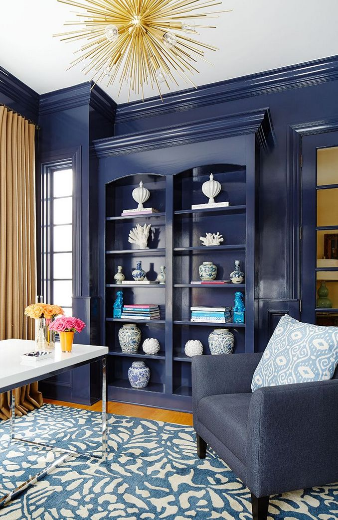83 Interior Design Models That Look Luxurious And Are Designed To Decorate The Living Room 82